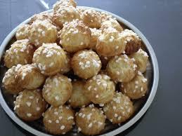 recette cuisine juive chouquettes les recettes de joanna