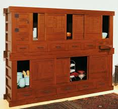 free standing kitchen pantry cabinet vintage kitchen style with