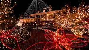 nashville christmas lights 2017 gaylord opryland resort christmas youtube