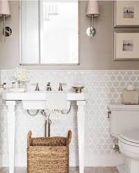 35 amazing bathroom remodel diy ideas that give a stunning the hexagon marble tiles or the grasscloth wallpaper bathroom beautiful marble wallpaper