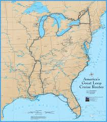 america map with rivers river maps