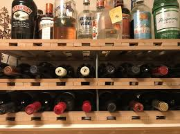 build a simple diy wine rack in an afternoon 30 bottles