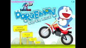 doraemon games to play online doraemon super ride game youtube