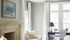 Hanging Curtains High And Wide Designs Livin U0027 Large Home Purewow National