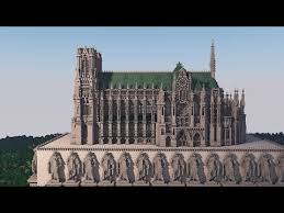 reims cathedral floor plan reims cathedral minecraft project