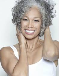 african american gray hair grey2 women who rock the silver