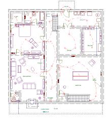 home architect plans basement