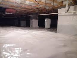 tar heel basement systems crawl space repair photo album