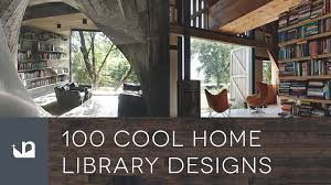 Cool Home Library Designs Reading Room Ideas YouTube - Design home library