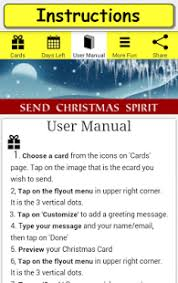 christmas cards app android apps on google play