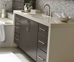 Diamond Bathroom Cabinets Painted Cabinets In A Casual Bathroom Masterbrand