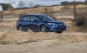 blue subaru hatchback 2017 subaru impreza cars exclusive videos and photos updates