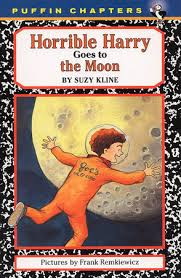 horrible harry goes to the moon by suzy penguinrandomhouse