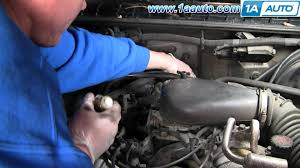 how to install replace cap and rotor chevy gmc s10 blazer jimmy