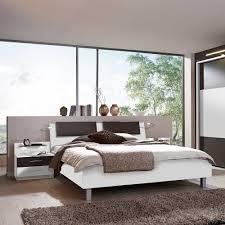 schlafzimmer set weiss schlafzimmer set rajada in weiß braun wohnen de