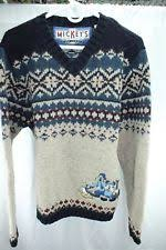 disney ski sweaters for ebay