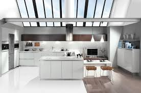 kitchen awesome kitchen minimalist contemporary kitchen design kitchen contemporary kitchen design large space wood chair bar glass ceiling wooden floor refrigerator furniture