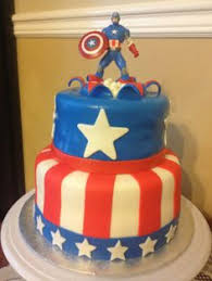 captain america by sweet blossom cakes cakesdecor com cake