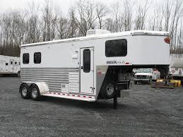 4 horse trailer horse stock utility car equipment