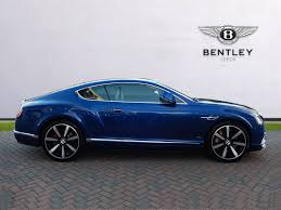 bentley sports car 2016 bentley continental gt 4 0 v8 s mulliner driving spec 2dr auto