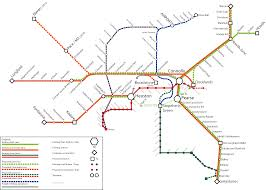 Metro Rail Houston Map by Dublin Metro Map Online Map