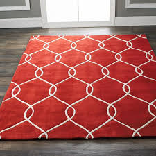 solid red area rug cheap red rugs for living room living room