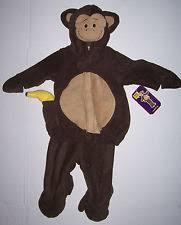 Halloween Monkey Costume Navy Monkey Costume Ebay