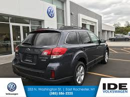 2014 Forester Roof Rack by Pre Owned 2014 Subaru Outback 2 5i Premium Sport Utility In 333
