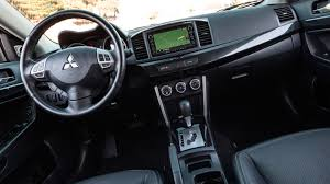 mitsubishi lancer 2017 interior 2019 mitsubishi lancer review us cars market