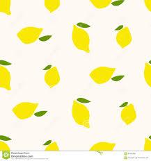 seamless lemon pattern seamless lemon pattern stock illustration illustration of paint