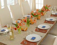 table setting from barefoot contessa s home tablescapes