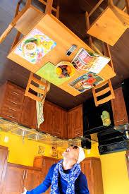 alain upside down house 3 playuna upside down house gettorf the wonderful upside down house germany home decor