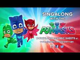 pj masks power friendship song 2017