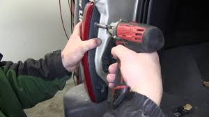 installation of a trailer wiring harness on a 1999 jeep grand
