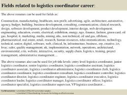 Resume For Logistics Executive Logistics Resume Objective Senior Logistic Management Resume