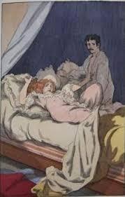 la chambre bleu la chambre bleue nouvelle dediee a madame de la rhune une