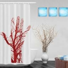 Blood Shower Curtain Blood Bathroom Promotion Shop For Promotional Blood Bathroom On