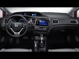 inside of a honda civic honda 2015 honda civic coupe interior