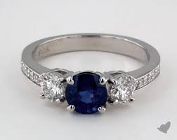 saphire rings sapphire engagement rings jamesallen