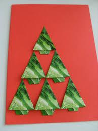christmas card teabag folding origami kerstkaart theezakjes