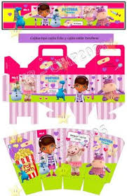 kit party doctora juguetes doc mcstuffins celebrando fiestas