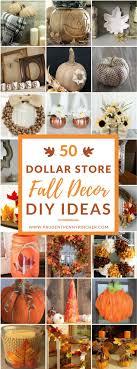 50 dollar store fall decor diy ideas dollar stores diy ideas