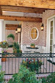 house porch at night porch and patio design inspiration southern living