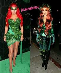 Poison Ivy Costumes Halloween 12 Fieata Superheroes Images Poison Ivy
