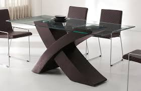 Round Glass Dining Table With Wooden Legs Good Legs For Dining Room Table 15 For Cheap Dining Table Sets