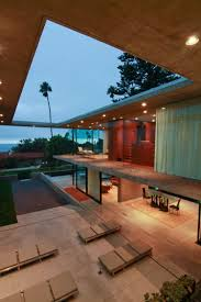modern porch striking screened porch design with glass wall snake river