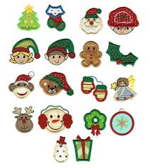 christmas applique christmas applique machine embroidery designs designs by juju