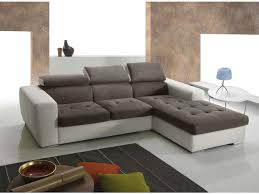 canapé d angle blanc conforama soldes canapé conforama canapé d angle droit 5 places marsala