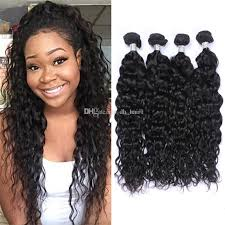 wavy hair extensions 400gwet and wavy hair bundles peruvian human hair extensions water