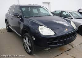 2004 porsche cayenne s suv item db3982 sold july 11 sei